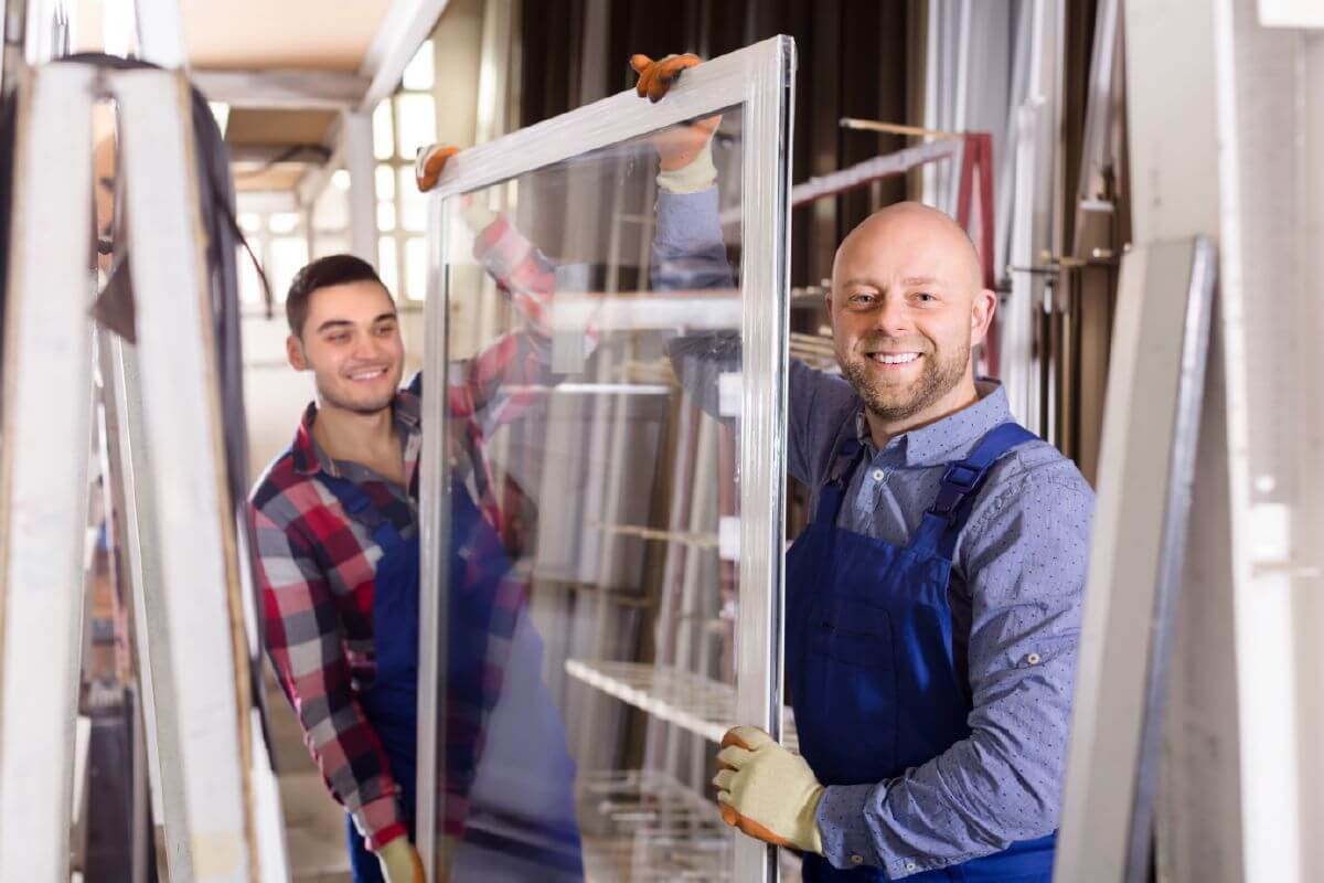 uPVC Window Manufacturers Staffordshire